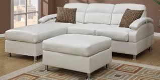 white leather futon sofa leather sectional sleeper sofa with chaise sofamoe info