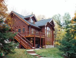 hiawatha log homes