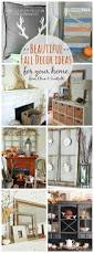 Decorating Your Home For Fall Beautiful Fall Decor Ideas For Your Home Clean And Scentsible