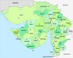 Goo Map File Administrative Map Of Gujarat Png Wikimedia Commons