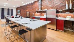 Industrial Furniture Philadelphia by Unique Kensington Garage Conversion With Exposed Brick And Glass