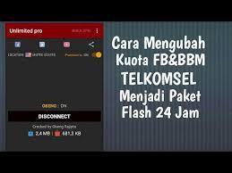 setting anonytun pro dengan kuota fb dan bbm settingan terbaru anonytun kuota fb bbm telkomsel jadi kuota flash
