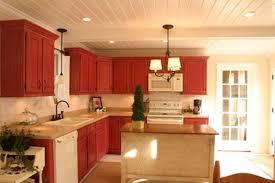 red kitchen appliances white kitchen with modern blender red