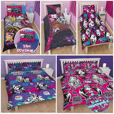monster high bed in a bag bedding set ba ideas 25 wonderful