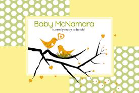 photo baby boy shower invitations image