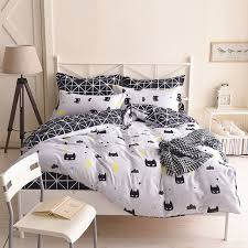 usa russian cartoon bedding sets soft kids duvet cover set quilt
