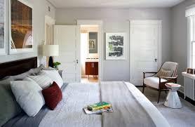 dark brown wooden headboard bed neutral bedroom paint colors brown