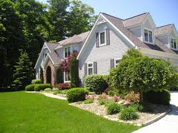 natural beauty style picsdecor com front yard 32 staggering front landscaping plans images ideas