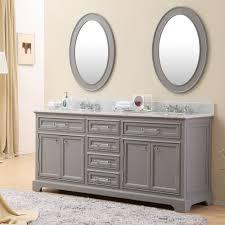 72 inch traditional double sink bathroom vanity gray u2014 the