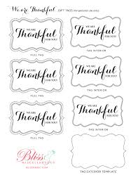 happy thanksgiving free printables bliss miscellaneous