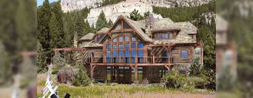 mountain architecture floor plans timber frame and log home floor plans by precisioncraft
