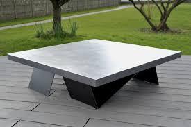 Comment Fabriquer Un Salon De Jardin Avec Des Palettes by Fabriquer Une Table Basse Effet Beton U2013 Phaichi Com