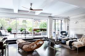 dhd interiors u0027 modern loft peacefully coexists among gramercy