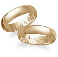 engraving on wedding rings shopping for wedding rings in jacksonville pb jacksonville