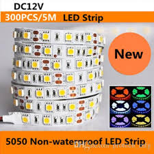 led daylight strip light 12v flexible led strip lights daylight white super bright 300