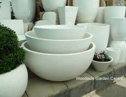 18 best lightweight white black terrazzo garden pots images on