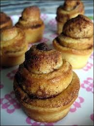 hervé cuisine brioche cinnamon rolls brioches roulées à la cannelle a la table de gaelle