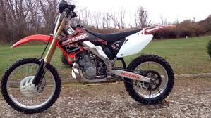 2008 honda cr250 motorcycles for sale