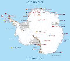 map of antarctic stations antarctica travel blogs photos and forum