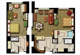 marriott grand chateau 2 bedroom villa floor plan u2013 home plans ideas