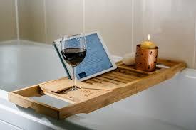Bathtub Book Tray Dreamy Bathtub Caddy Ideas For Modern Bathrooms Trends4us Com
