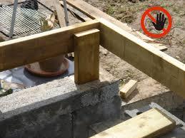 terrasse suspendue en bois les pièges de la construction d u0027une terrasse en bois blog