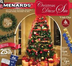Outside Christmas Decorations Menards by Christmas Trees At Menards Christmas Decor