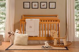 Oak Convertible Crib Emily 4 In 1 Convertible Crib Davinci Baby