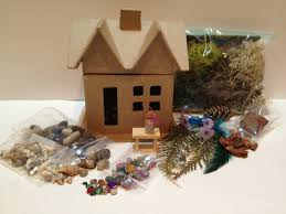 House Kit by Indoor Fairy House Kit