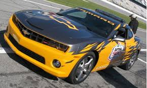 camaro pace car official 2010 camaro daytona 500 pace car revealed