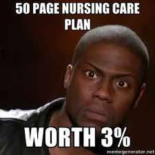 Nursing Student Meme - 50 page nursing care plan worth 3 nursing humor pinterest