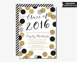 graduation party invitations free printable graduation party invitation templates free