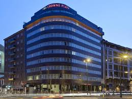 best price on crowne plaza milan city in milan reviews