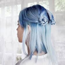 best 25 periwinkle hair ideas on pinterest indigo hair pastel