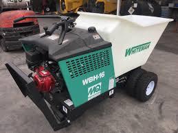 wbh 16ef buggy honda gx390 elect strt foam tires