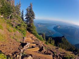 Mount Washington Trail Map by Ten Summer Trails Everyone Needs To Hike Around Olympic National
