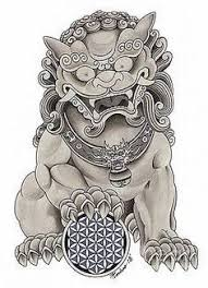 small foo dogs image result for foo dog tattoo pinteres