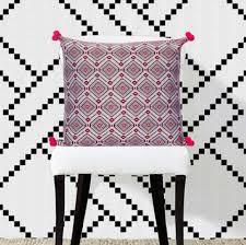 ou jeter un canapé géométriques oreillers plaid jeter un canapé de style