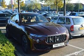 maserati philippines maserati levante s 15 october 2016 autogespot