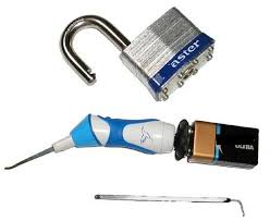 wafer lock picking tutorial howto build a vibrating lock pick with a toothbrush lock picking