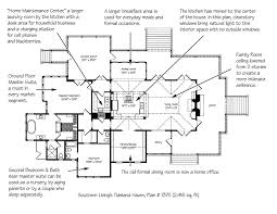 southern living house plans tideland haven u2013 house plan 2017