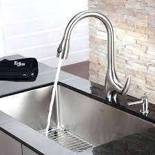 no touch kitchen faucets kohler touch kitchen faucet clickcierge me