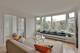 Built In Window Bench Seat Window Shades Lowes Living Room Modern With Bay Window Blinds Blue