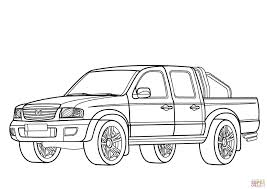 mazda b 2500 coloring page free printable coloring pages