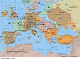 West Europe Map Maps Map Of Europe Renaissance At Renaissance Europe Map