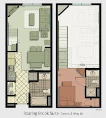 Studio Loft Apartment Floor Plans by Hotel Accommodations Near Syracuse Cortland Hotels