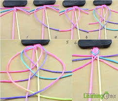 make bracelet with string images How make friendship bracelets work for my hands n imagination jpg