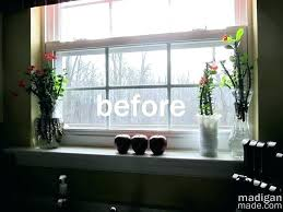 kitchen window sill ideas window sill decorating ideas window sill ideas window ledge decor