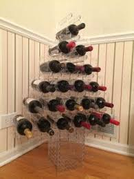 each wine bottle has a story sign christmas tree wine bottle or