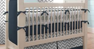 Navy Crib Bedding Bedding Set Bedroom Navy Blue And White Bedspread With White And